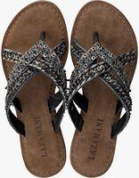 LAZAMANI Chaussure 75.526 en noir  - medium