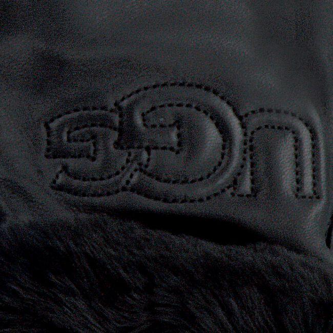 UGG Gants CLASSIC LOGO GLOVE en noir  - large