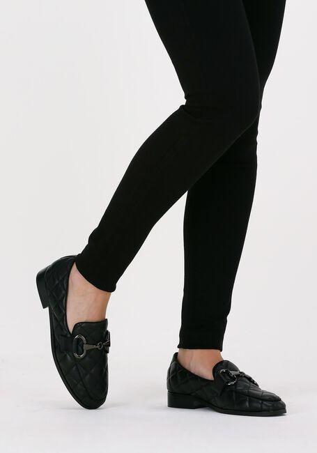 BIBI LOU Chaussures à enfiler 545Z10VK en noir  - large