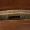 MYOMY Sac pour ordinateur portable BUSINESS BAG en marron  - small