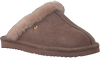 WARMBAT Chaussons LISMORE en taupe  - small
