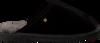 WARMBAT Chaussure CLASSIC UNISEX SUEDE en noir  - small