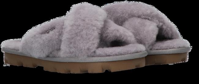 UGG Chaussons W FUZETTE en gris  - large