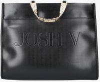 JOSH V Shopper GAYA en noir  - medium