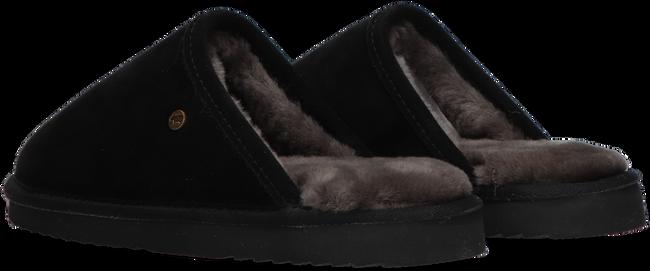 WARMBAT Chaussure CLASSIC UNISEX SUEDE en noir  - large