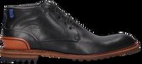 FLORIS VAN BOMMEL Chaussures à lacets 20102 en noir  - medium