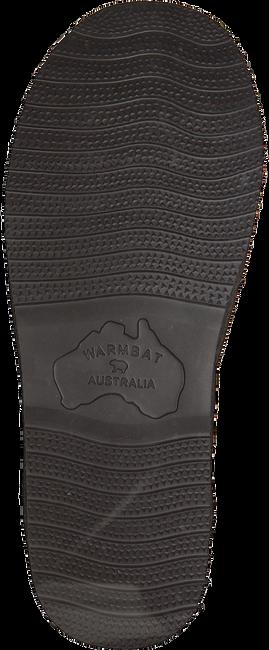 WARMBAT Chaussons CLASSIC CHECK en marron  - large