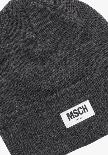 MSCH COPENHAGEN Bonnet MOJO BEANIE en noir  - large